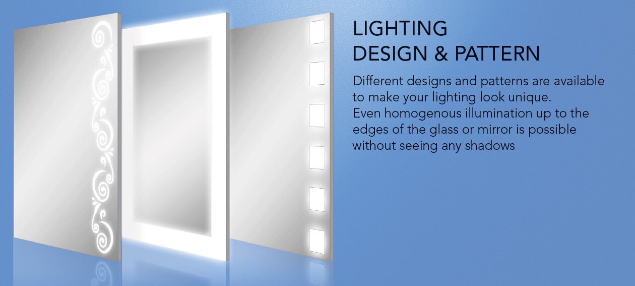 Lighting and design pattern